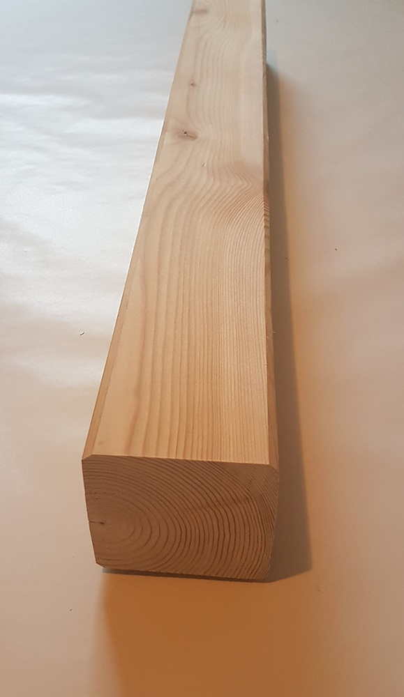 sibirische l rche kantholz pfosten 90x90mm 11 15 lfm max 6m gehobelt und gefast. Black Bedroom Furniture Sets. Home Design Ideas